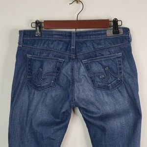 Ag Adriano Goldschmied Jeans - Adriano Goldschmied Super Skinny Ankle Size 25R